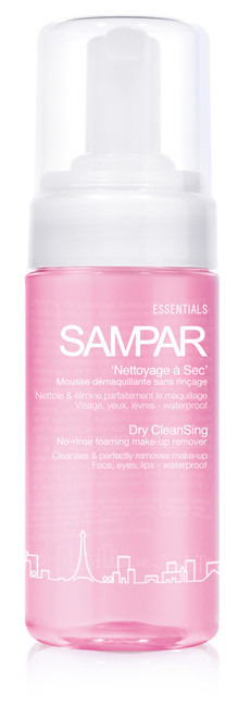 SAMPAR 'Dry CleanSing' Foaming Cleanser Front