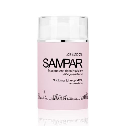 SAMPAR Nocturnal Line up Mask - Firms & rejuvenates Front