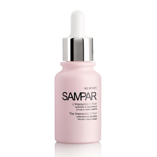 SAMPAR The impossible C-Rum - Rejuvenate and redensify Front