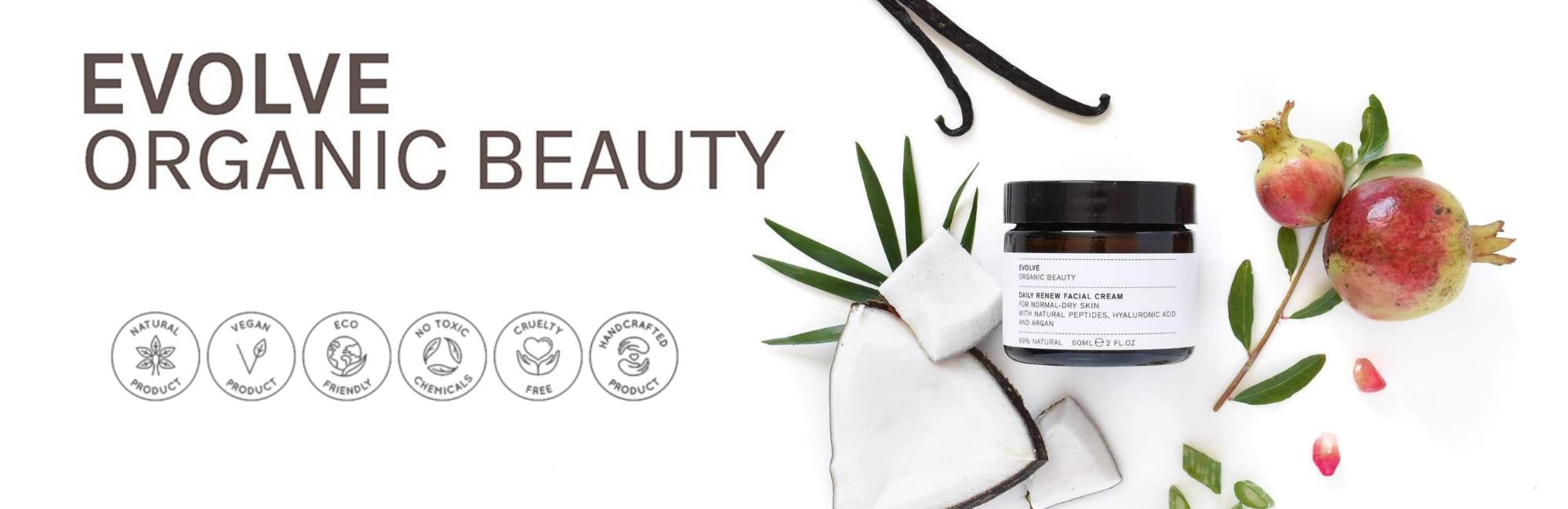 Evolve Beauty  - Organic Skincare