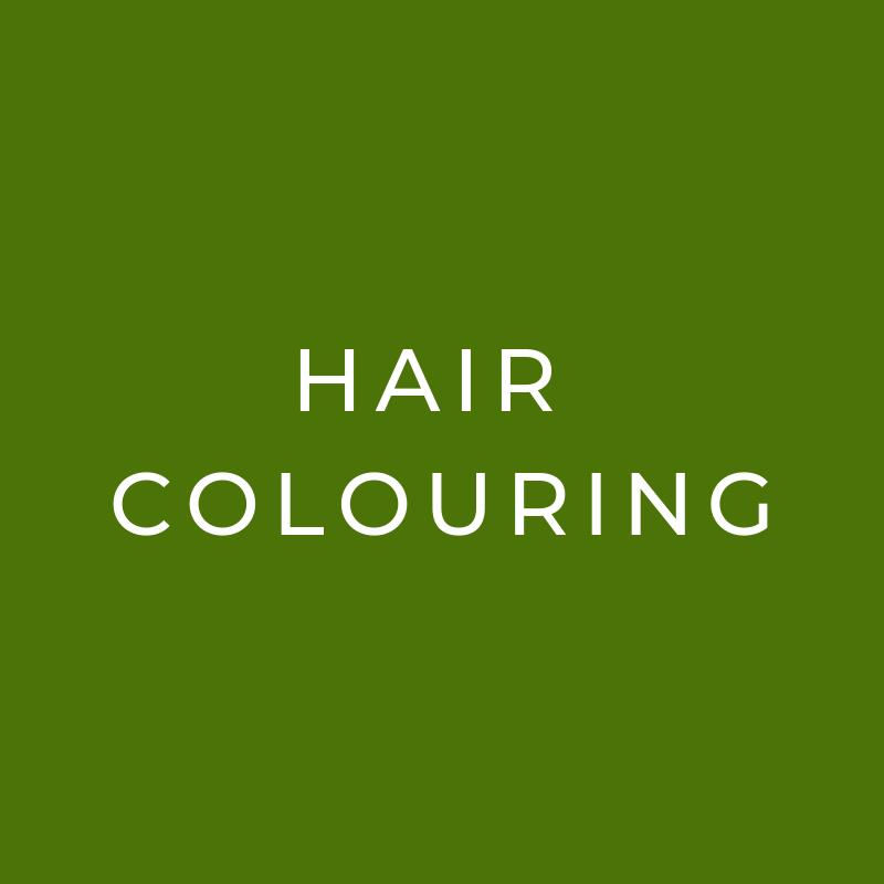Mulato Hair Colouring