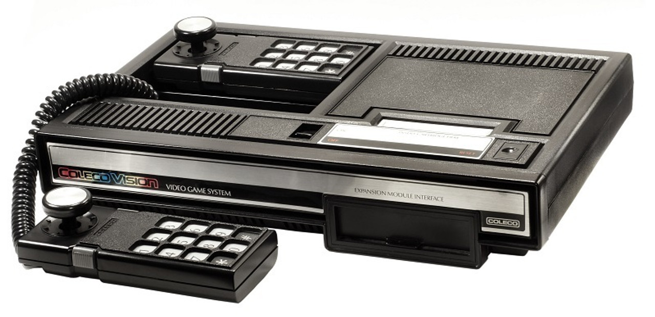 CBS ColecoVision Games And Accessories