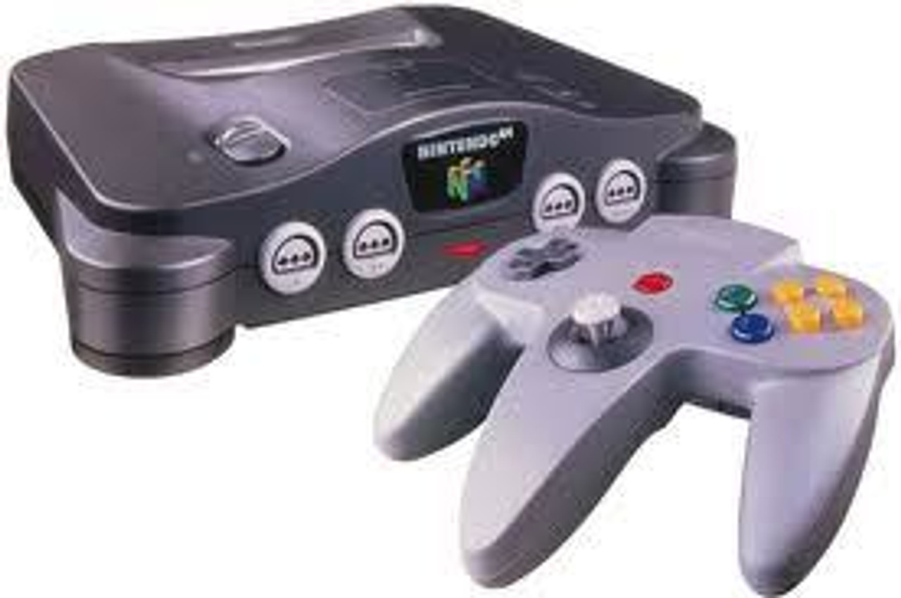 Nintendo 64 Games And Accessories
