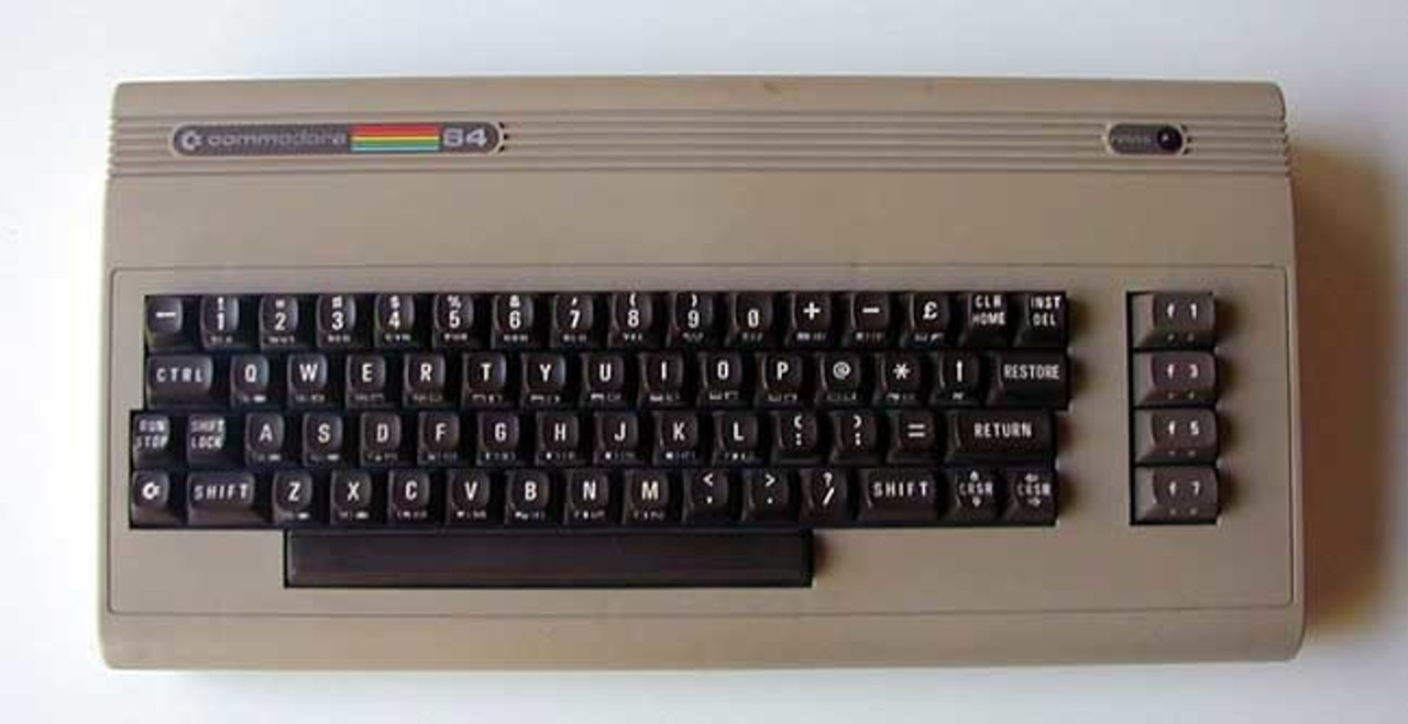 Commodore 64 Games And Software