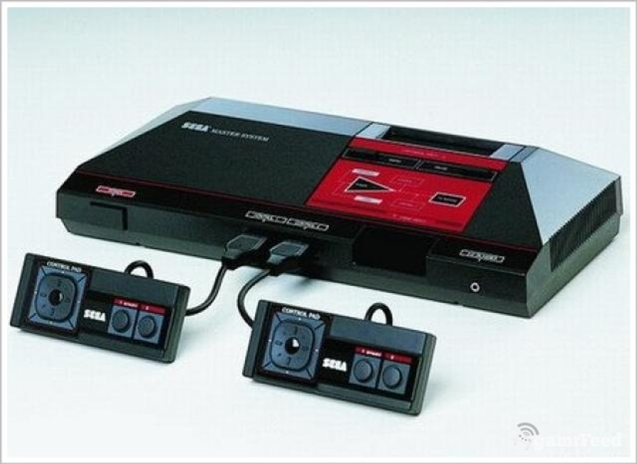 Sega Master System Games And Accessories