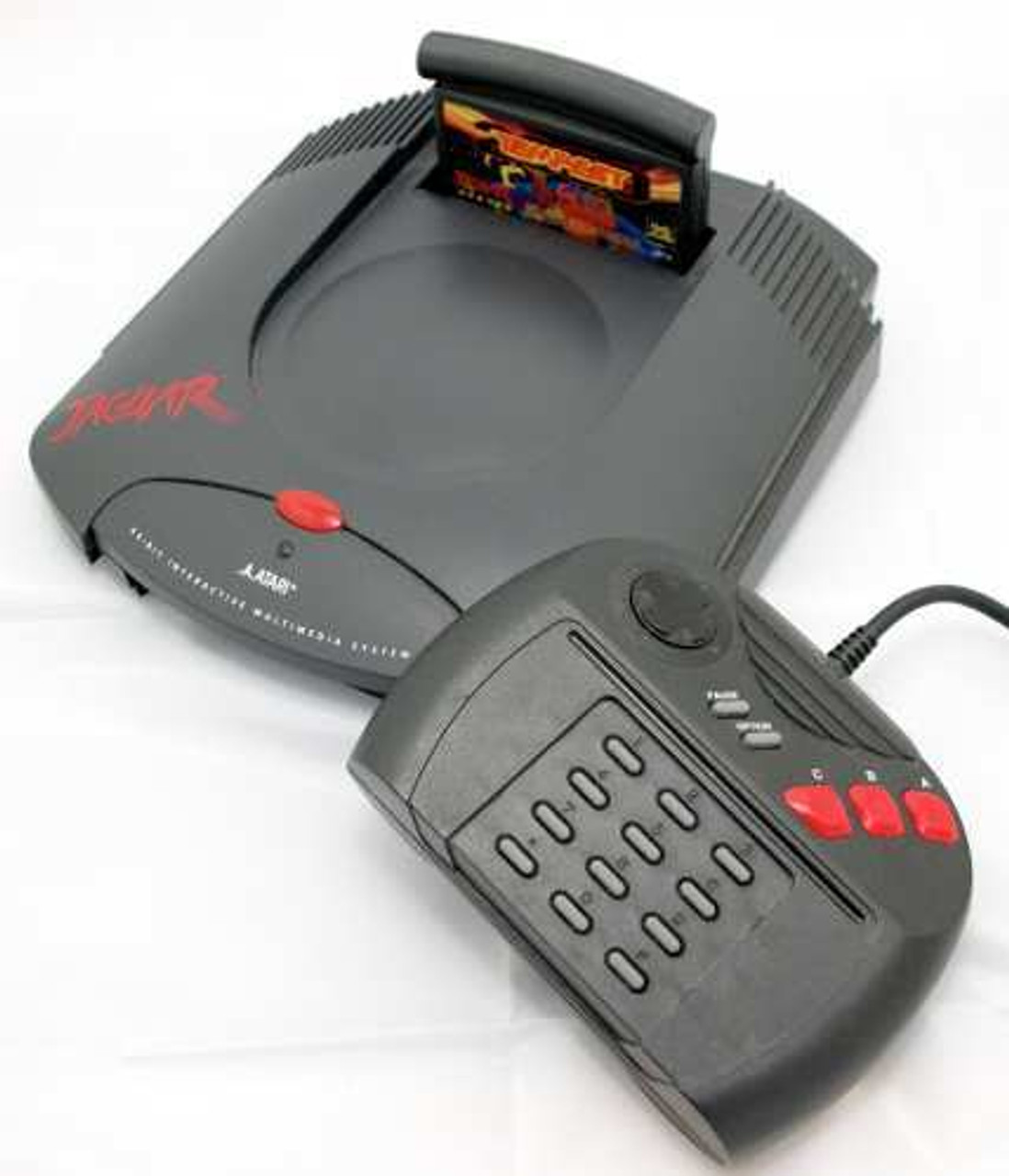 Atari Jaguar Games And Accessories