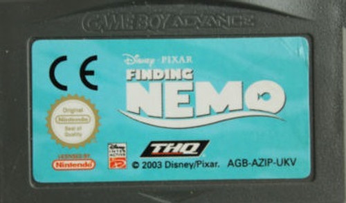 Finding Nemo for Nintendo Gameboy Advance/GBA from Disney/THQ