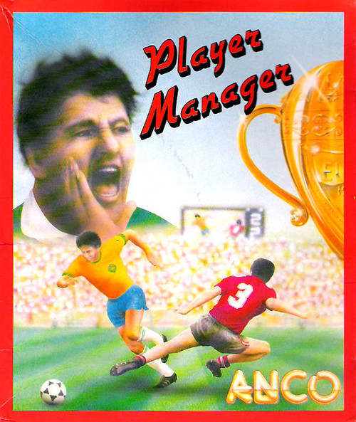 Player Manager for Atari ST from Anco