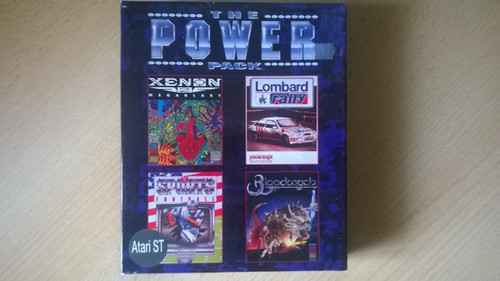 The Power Pack for Atari ST from Beau-Jolly