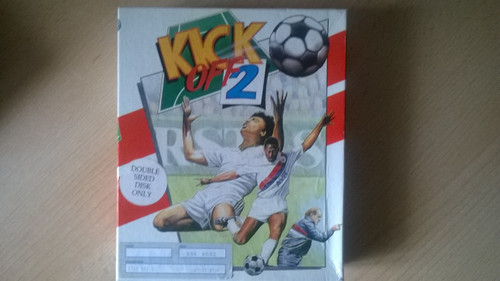 Kick Off 2 for Atari ST from Anco