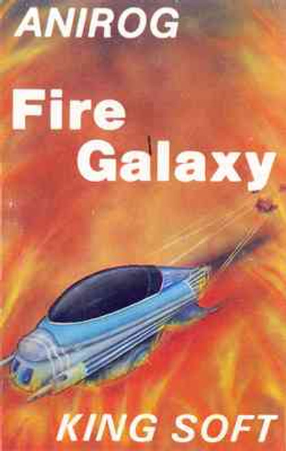 Fire Galaxy for Commodore Vic 20 from King Soft/Anirog