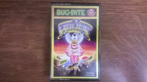 Antics for Commodore 64 from Bug-Byte