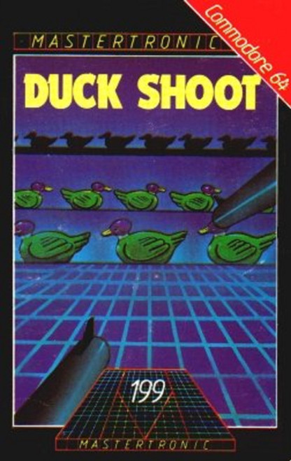 Duck Shoot for Commodore 64 from Mastertronic