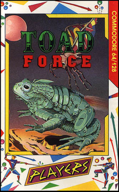 Toad Force for Commodore 64 from Players