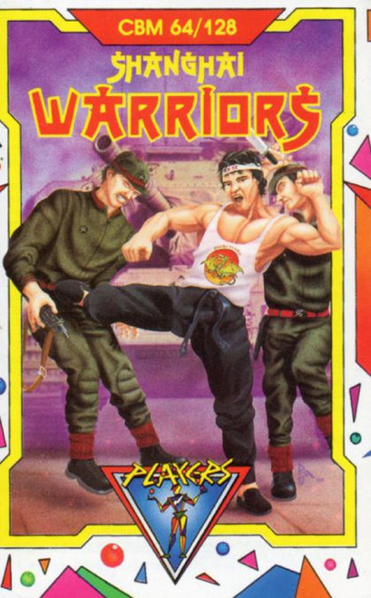 Shanghai Warriors for Commodore 64 from Players