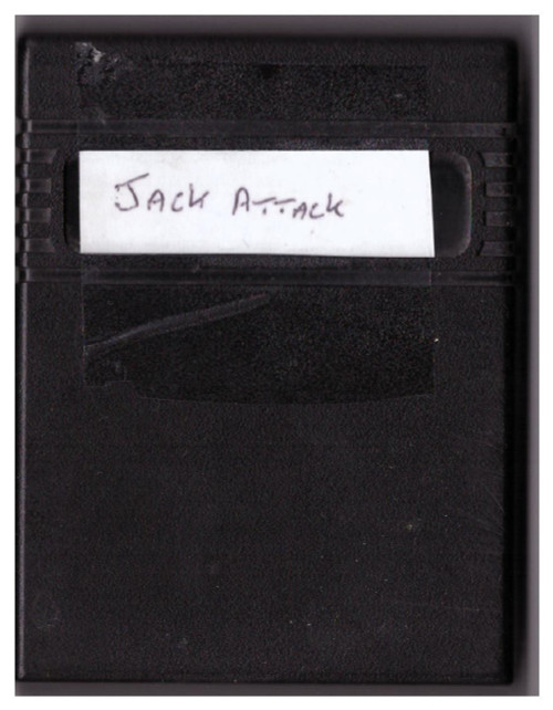 Jack Attack for Commodore 64 from Commodore on Cartridge