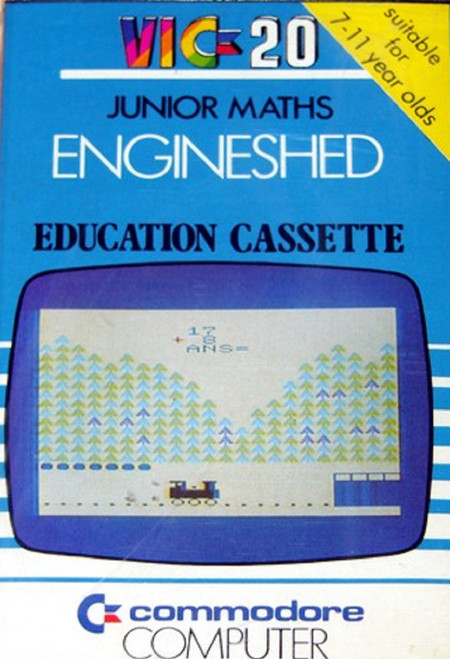 Engineshed for Commodore Vic 20 from Commodore