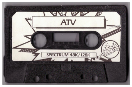 ATV Simulator Tape Only for ZX Spectrum from CodeMasters