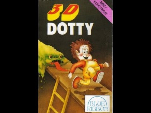 3D Dotty for BBC Micro/Electron from Blue Ribbon