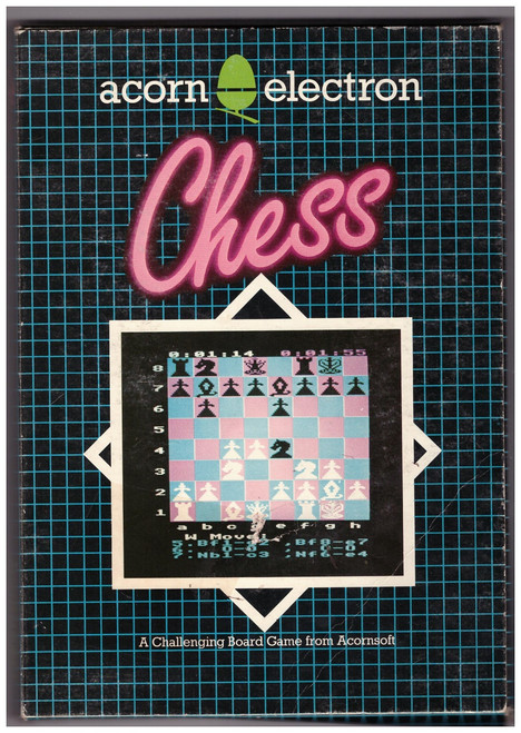 Chess for Acorn Electron from AcornSoft