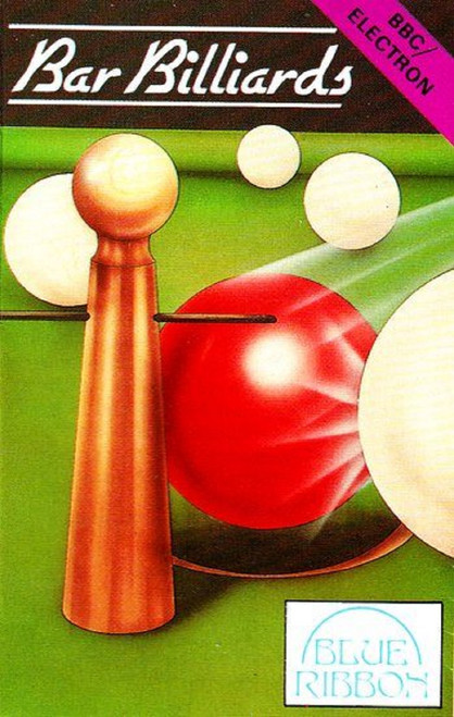 Bar Billiards for BBC Micro/Electron from Blue Ribbon