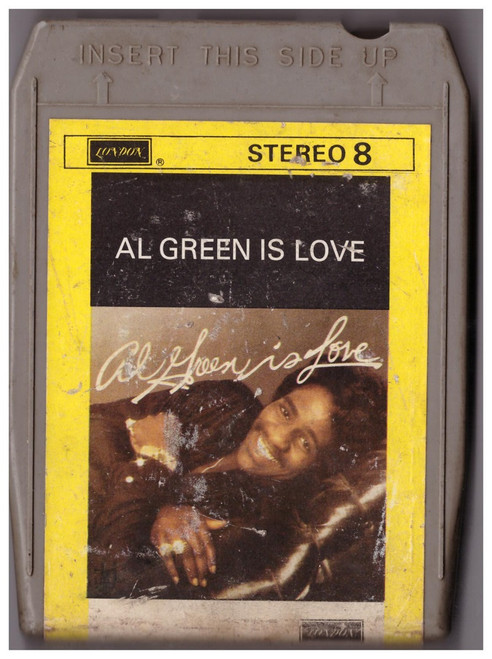 Al Green Is Love 8-Track from London/Decca