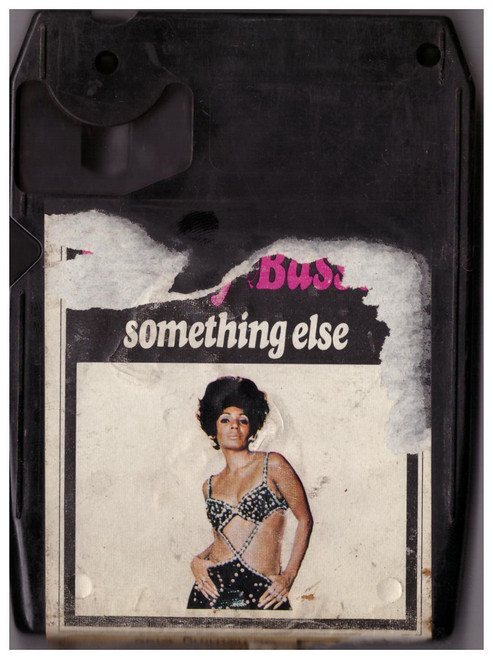 Something Else 8-Track by Shirley Bassey from United Artists
