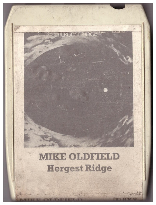 Hergest Ridge 8-Track by Mike Oldfield from Virgin Records
