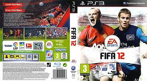 FIFA 12 for Sony PlayStation 3 from EA Sports