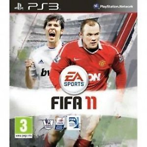 FIFA 11 for Sony PlayStation 3 from EA Sports