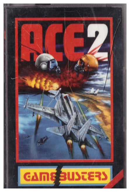 ACE 2 for Commodore 64 from GameBusters
