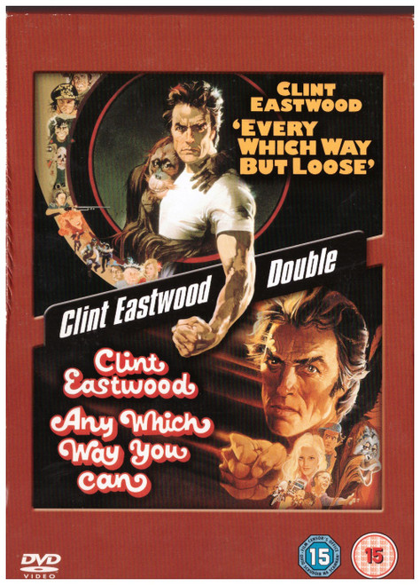 Clint Eastwood Double on DVD from Warner Bros