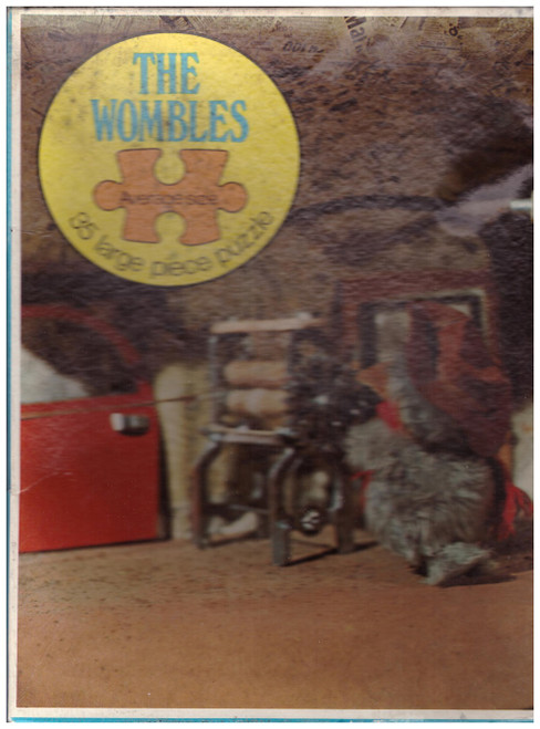 The Wombles 35 Large Piece Puzzle 1973 from Whitman Publishing Ltd-1