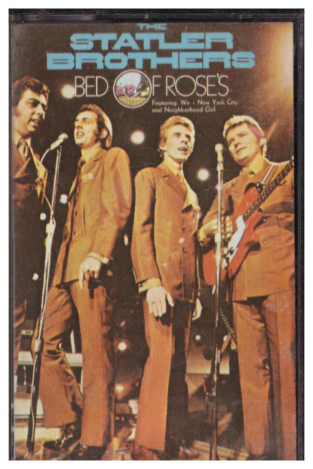 Bed Of Rose's by The Statler Brothers from Mercury on Cassette