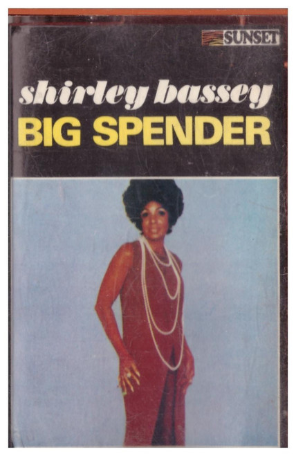 Big Spender by Shirley Bassey from Sunset Records on Cassette
