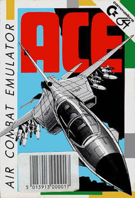 ACE for Commodore 64 from Cascade