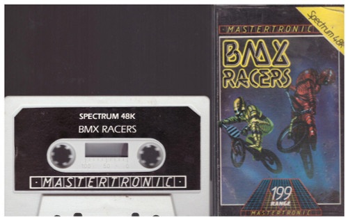 BMX Racers for ZX Spectrum from Mastertronic on Tape