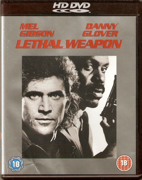 Lethal Weapon on HD-DVD from Warner Bros