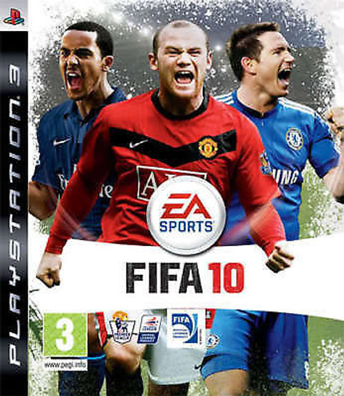 FIFA 10 for Sony Playstation 3 from EA Sports