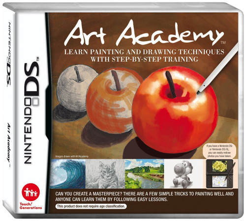 Art Academy for Nintendo DS from Nintendo