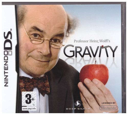 Gravity for Nintendo DS from Deep Silver