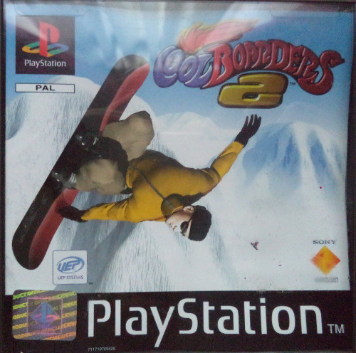 Cool Boarders 2 for Sony Playstation 1/PS1/PSX from Sony