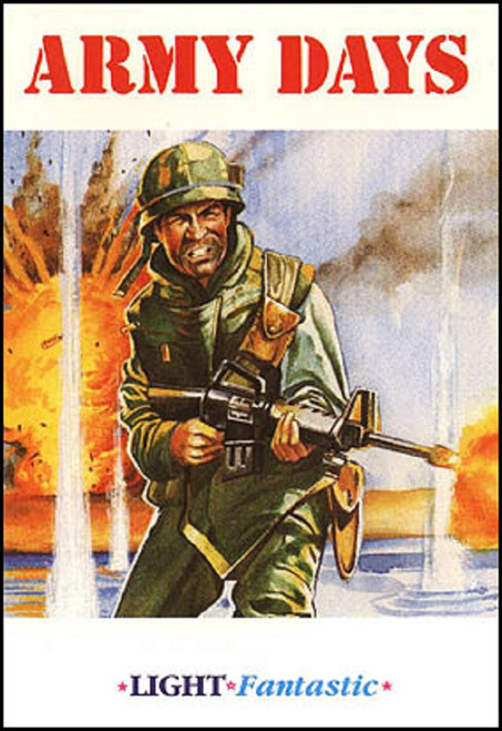 Army Days for Commodore 64 from Mindscape
