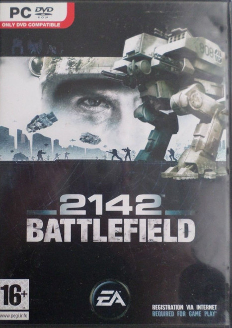 Battlefield 2142 for PC from Electronic Arts (EA)