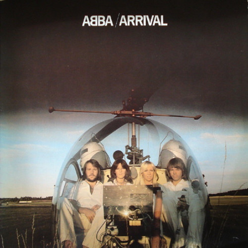 Arrival by Abba from Epic (EPC 86018)