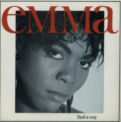 """7"""" 45RPM Find A Way/Instrumental by Emma from RCA"""