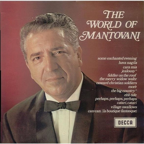 The World Of Mantovani from Decca