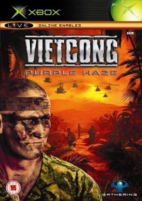 Vietcong: Purple Haze for Microsoft XBOX from Gathering Of Developers