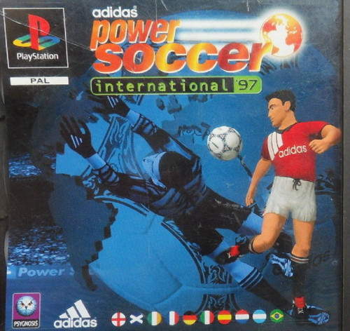 Adidas Power Soccer International 97 PAL for Sony Playstation 1/PS1/PSX from Psygnosis (SLES 00270)