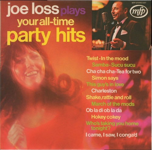 Joe Loss Plays Your All-Time Party Hits from Music For Pleasure (MFP 5227)